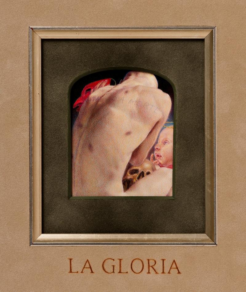 La Gloria, part of La Gloria Diptych