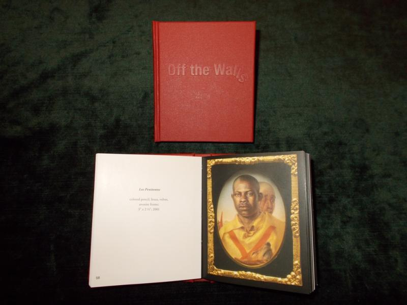 Off the Walls book