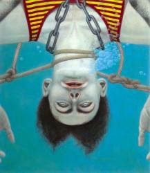 Houdini, Still Struggling for that Final Escape