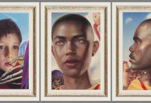 Arcada Triptych